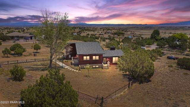 875 S Saber River Trail, Prescott, AZ 86305 (MLS #1039497) :: Conway Real Estate