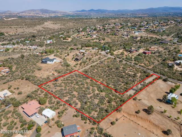 1450 W Ridge Drive, Prescott, AZ 86305 (#1039514) :: Shelly Watne