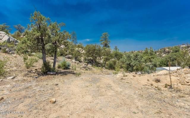 0 Wagon Trail, Prescott, AZ 86301 (#1039517) :: Prescott Premier Homes   Coldwell Banker Global Luxury