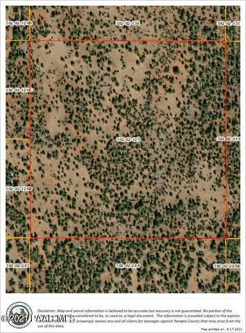 2 Off Of Raney Road, Ash Fork, AZ 86320 (#1039526) :: Shelly Watne