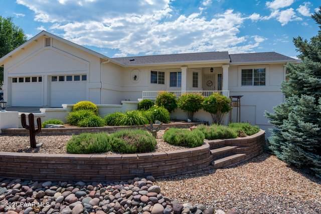 672 N Zuni Trail, Dewey-Humboldt, AZ 86327 (MLS #1039532) :: Conway Real Estate