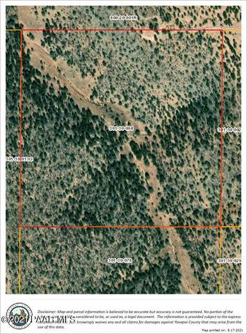 0 Off Of Peaceful Hill Road, Seligman, AZ 86337 (#1039536) :: Prescott Premier Homes   Coldwell Banker Global Luxury