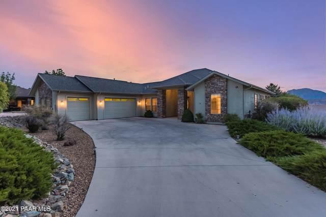 828 Trail Walk Circle, Prescott, AZ 86301 (#1039568) :: Shelly Watne