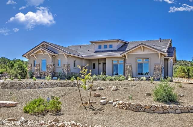 12553 N Jocelyn Road, Prescott, AZ 86305 (#1039571) :: Shelly Watne