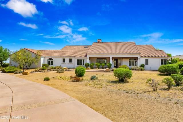 2090 W Live Oak Drive, Prescott, AZ 86305 (#1039578) :: Shelly Watne