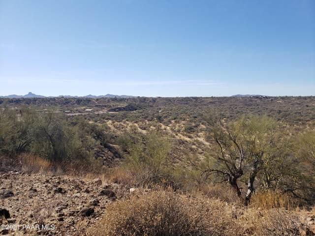 00 Grantham Hills Trail Gh, Wickenburg, AZ 85390 (MLS #1039579) :: Conway Real Estate