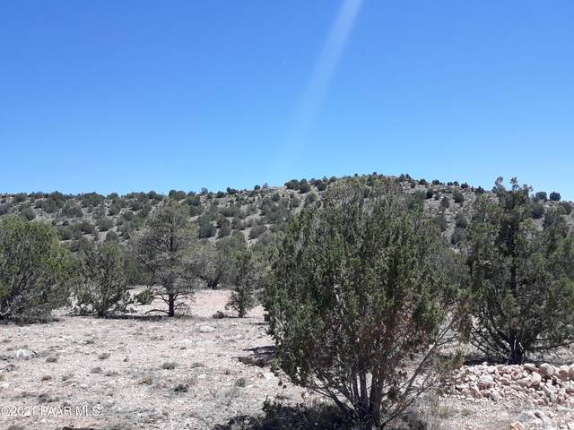 Lot 288 Juniperwood Ranch, Ash Fork, AZ 86320 (#1039621) :: Shelly Watne