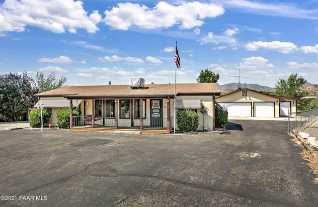 10233 Manzanita Trail, Dewey-Humboldt, AZ 86237 (MLS #1039629) :: Conway Real Estate