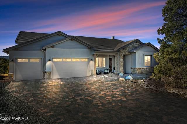 6055 W Mira (Lot 177) Road, Prescott, AZ 86305 (#1039671) :: Prescott Premier Homes   Coldwell Banker Global Luxury