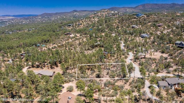 0 W Coyote Run Trail, Prescott, AZ 86301 (#1039729) :: Prescott Premier Homes   Coldwell Banker Global Luxury