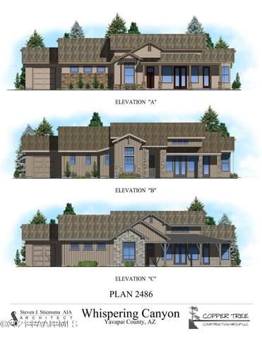 6075 W Mira (Lot 201) Drive, Prescott, AZ 86305 (#1039793) :: Prescott Premier Homes   Coldwell Banker Global Luxury
