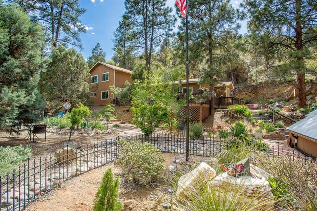 404 S Lynx Creek Road, Prescott, AZ 86303 (#1039822) :: Shelly Watne