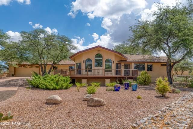 2197 W Mountain Oak Road, Prescott, AZ 86305 (#1039828) :: Shelly Watne