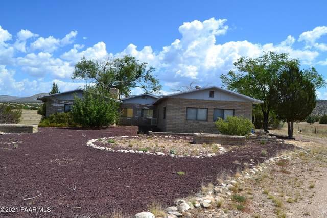 800 W Eleanor Road, Paulden, AZ 86334 (MLS #1039830) :: Conway Real Estate