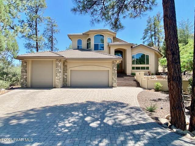 1328 Sierry Peaks Drive, Prescott, AZ 86305 (#1039833) :: Shelly Watne