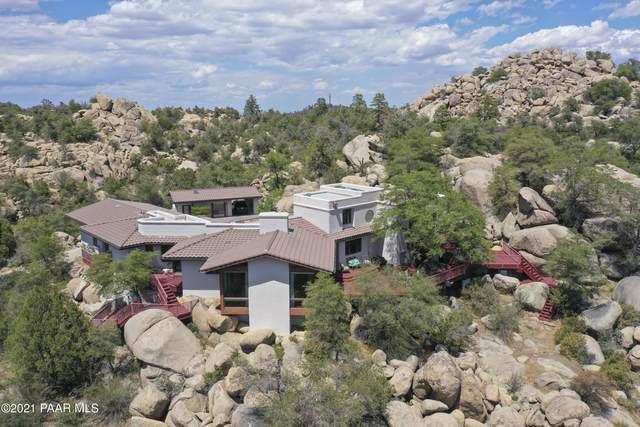 1277 Los Arcos Drive, Prescott, AZ 86305 (#1039835) :: Prescott Premier Homes   Coldwell Banker Global Luxury