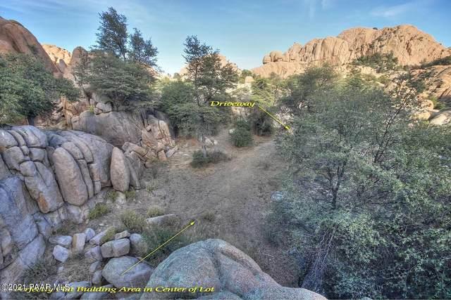 4292 N Twisted Trail, Prescott, AZ 86301 (MLS #1039886) :: Conway Real Estate