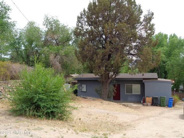 105 Whipple Extension, Prescott, AZ 86301 (MLS #1039892) :: Conway Real Estate