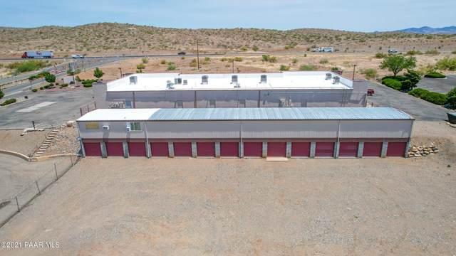 13431 E Spring Valley Road, Mayer, AZ 86333 (MLS #1039896) :: Conway Real Estate