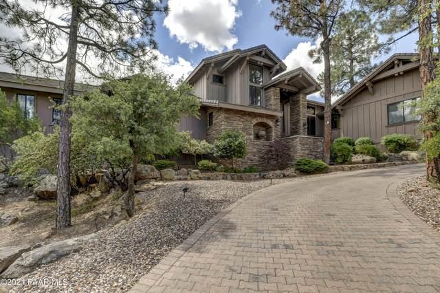 1833 Rustic Timbers Lane, Prescott, AZ 86303 (MLS #1039920) :: Conway Real Estate