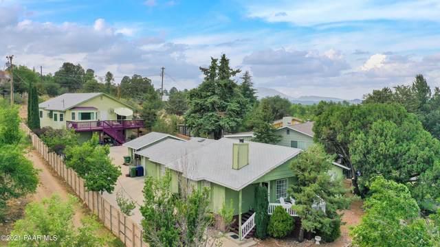424 & 426 Pioneer Drive, Prescott, AZ 86303 (MLS #1039985) :: Conway Real Estate