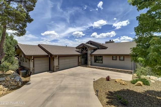 719 Woodridge Lane, Prescott, AZ 86303 (MLS #1039987) :: Conway Real Estate