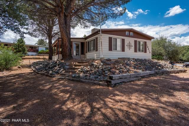 10313 E Durham Road, Dewey-Humboldt, AZ 86327 (MLS #1040018) :: Conway Real Estate