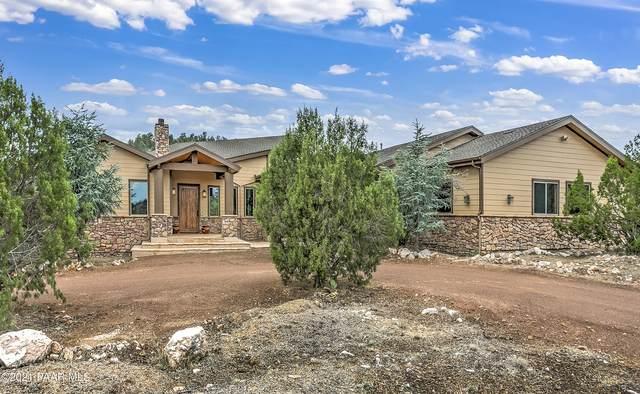 18950 N Silverado Drive, Prescott, AZ 86305 (#1040058) :: Shelly Watne