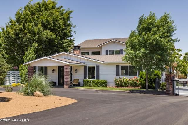 1698 W Merrill Drive, Prescott, AZ 86305 (#1040131) :: Shelly Watne