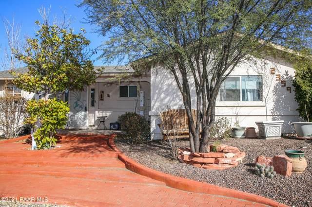 2359 Lariat Circle #2, Cottonwood, AZ 86326 (#1040135) :: Shelly Watne