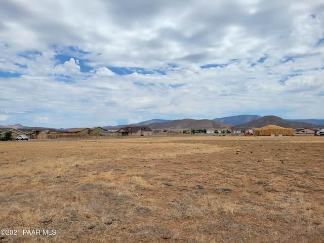 0 Off Pronghorn Lane, Prescott Valley, AZ 86315 (#1040206) :: Prescott Premier Homes   Coldwell Banker Global Luxury