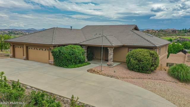 841 Golden Hawk Drive, Prescott, AZ 86301 (#1040211) :: Prescott Premier Homes | Coldwell Banker Global Luxury