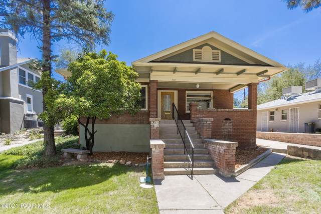 233 Park Avenue, Prescott, AZ 86303 (#1040237) :: Shelly Watne