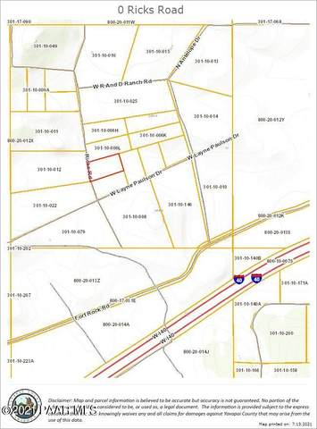 0 Ricks Road, Seligman, AZ 86337 (#1040337) :: Shelly Watne