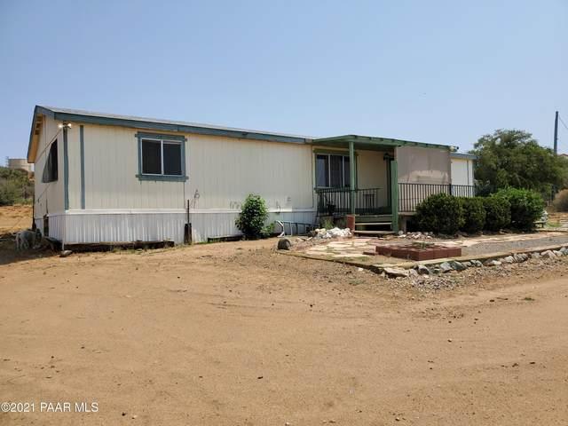 7110 W Veda Lane, Kirkland, AZ 86332 (MLS #1040340) :: Conway Real Estate