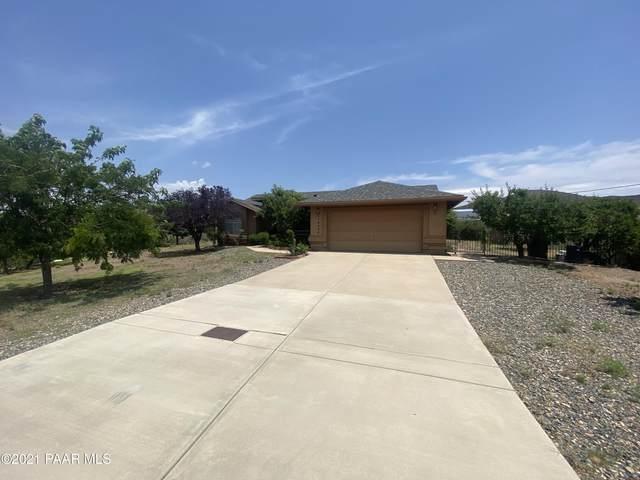 14490 E Blue Ridge Road, Dewey-Humboldt, AZ 86327 (#1040380) :: Shelly Watne