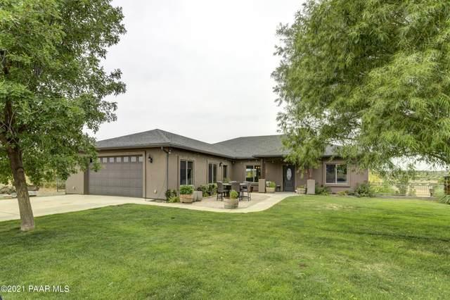 325 S Bandit Ridge Road, Prescott, AZ 86305 (MLS #1040398) :: Conway Real Estate