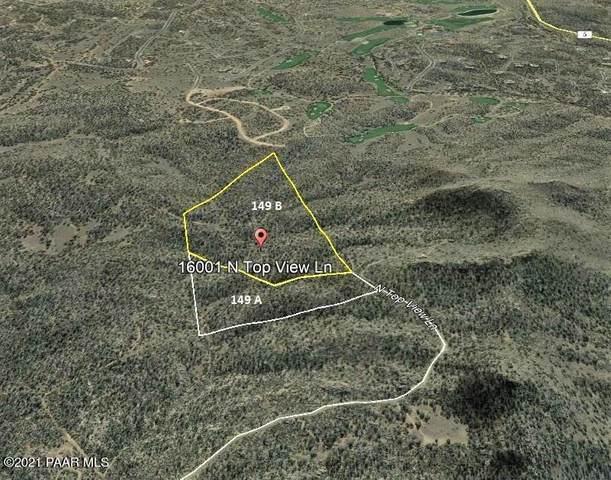 16001 N Top View Lane, Prescott, AZ 86305 (#1040454) :: Shelly Watne