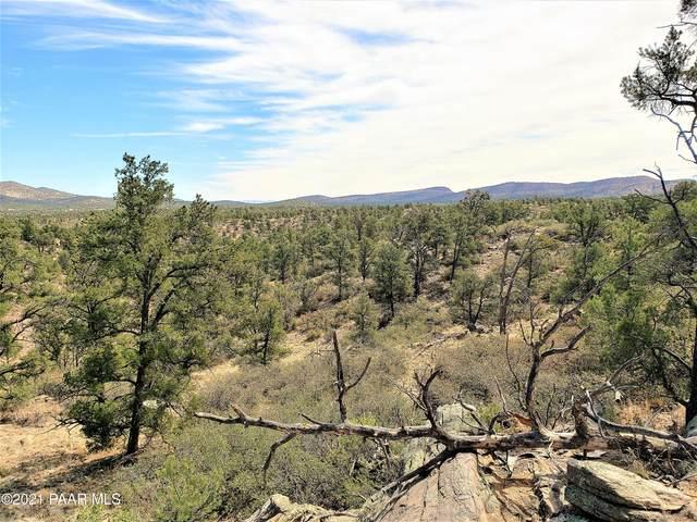 16001 N Top View Lane, Prescott, AZ 86305 (#1040455) :: Shelly Watne