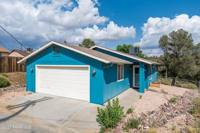 5191 E Sapphire Drive, Prescott, AZ 86301 (#1040467) :: Shelly Watne