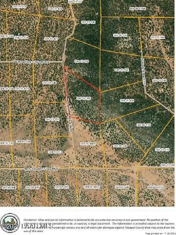 565 Sierra Verde Ranch, Seligman, AZ 86337 (#1040508) :: Shelly Watne