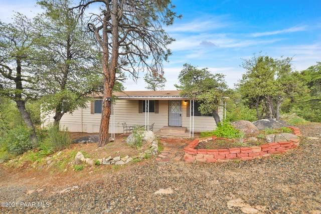 1001 Wagon Trail, Prescott, AZ 86305 (#1040570) :: Prescott Premier Homes | Coldwell Banker Global Luxury