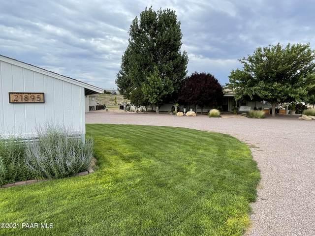 21895 N Moon Shadow Drive, Paulden, AZ 86334 (#1040595) :: Prescott Premier Homes   Coldwell Banker Global Luxury