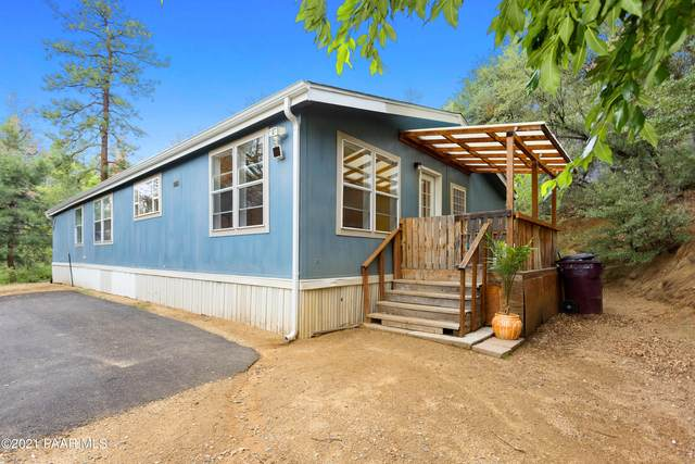 4549 S Indian Creek Road, Prescott, AZ 86303 (#1040602) :: Prescott Premier Homes | Coldwell Banker Global Luxury