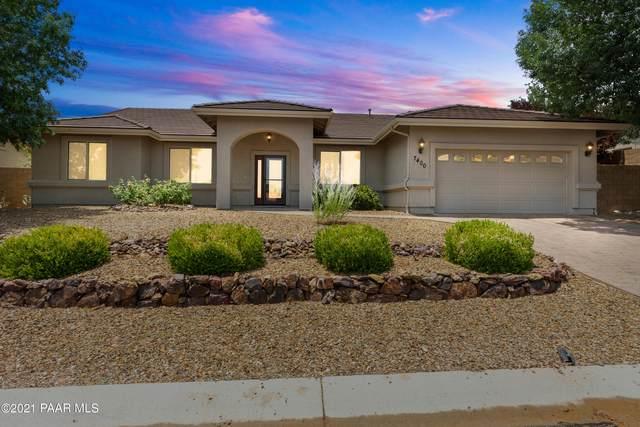 7400 N Park Crest Lane, Prescott Valley, AZ 86315 (#1040614) :: Shelly Watne