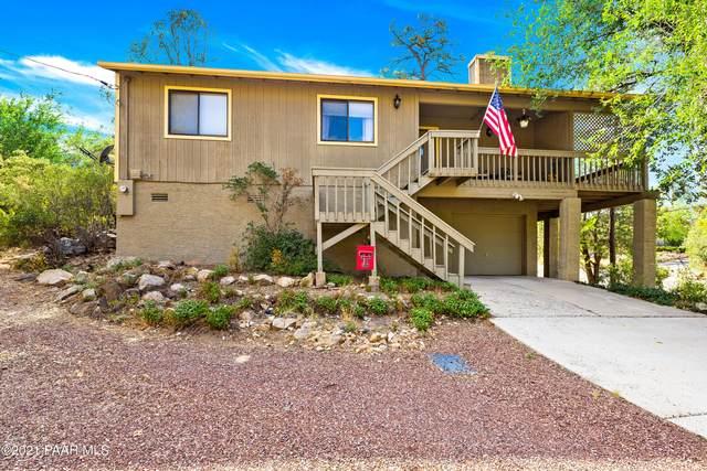 1402 Moyer Road, Prescott, AZ 86301 (#1040617) :: Prescott Premier Homes | Coldwell Banker Global Luxury