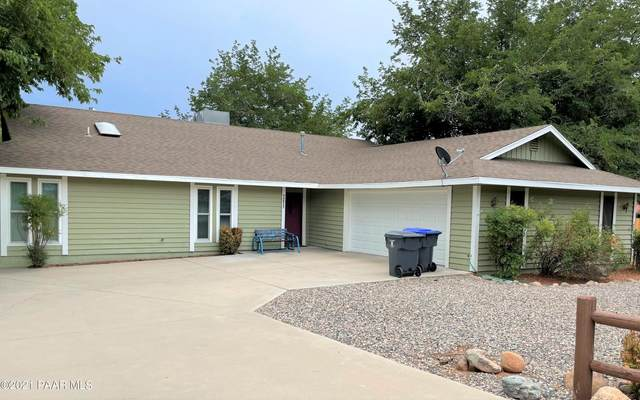 1277 S Tonapah Drive #8, Cottonwood, AZ 86326 (#1040664) :: Prescott Premier Homes   Coldwell Banker Global Luxury