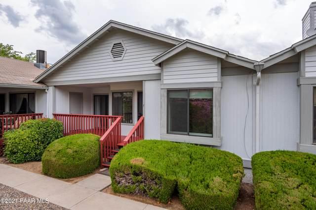 3079 Peaks View Lane F7, Prescott, AZ 86301 (MLS #1040665) :: Conway Real Estate