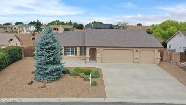 7180 N Summit View Drive, Prescott Valley, AZ 86315 (#1040672) :: Shelly Watne