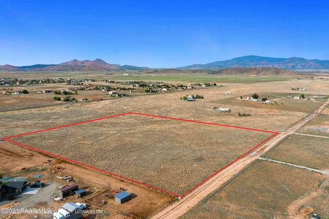 Lot 1 E Dawn To Milky Way, Prescott Valley, AZ 86315 (MLS #1040674) :: Conway Real Estate